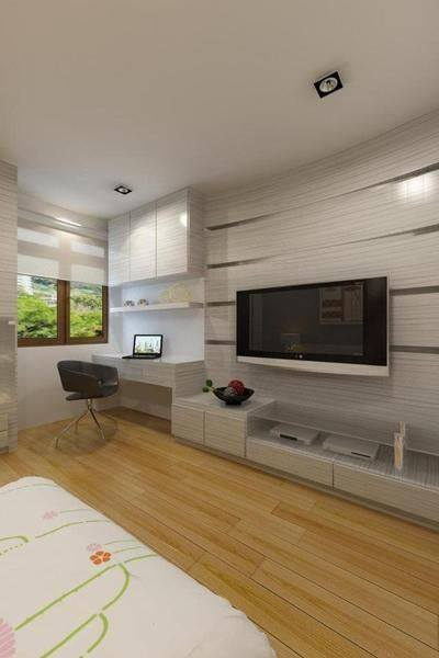 Interior Design Ideas For Tv Wall Panel : Led tv panels designs for living room and bedrooms