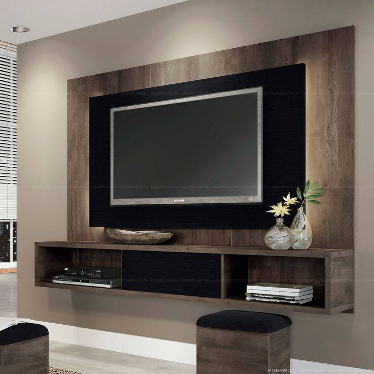 Wall Tv Panel Home Design Ideas LED TV Panels Designs For Living Room