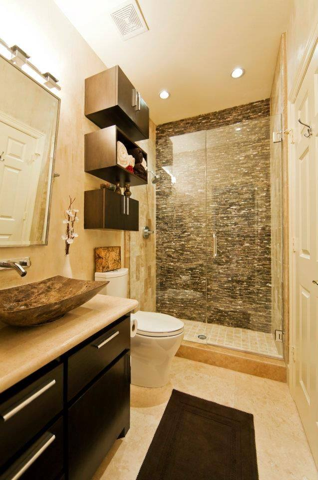 Small bathrooms home design ideas and pictures for your for Remodel my bathroom ideas