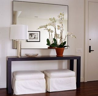 Hall Mirror Home Design Ideas, Pictures, Remodel and Decor