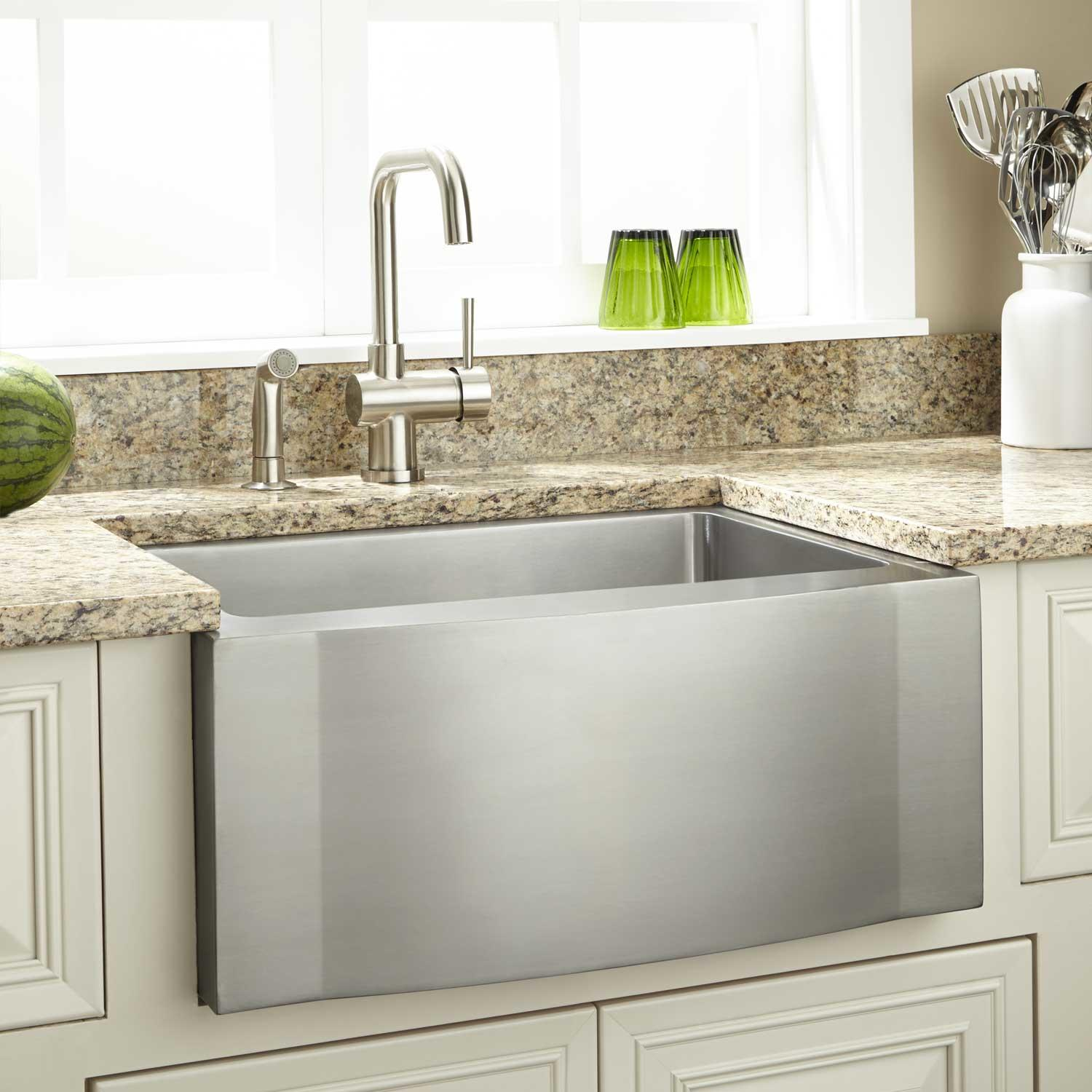Modern Farmhouse Kitchen Sink Ideas For Your Home Design
