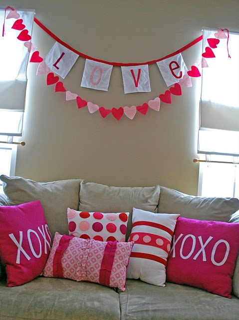 cool and beautiful decorating ideas for valentine 39 s day design pics. Black Bedroom Furniture Sets. Home Design Ideas
