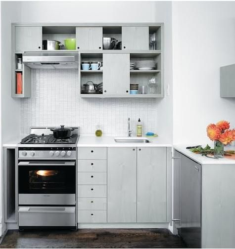 A Small Kitchen Corner For Your Home