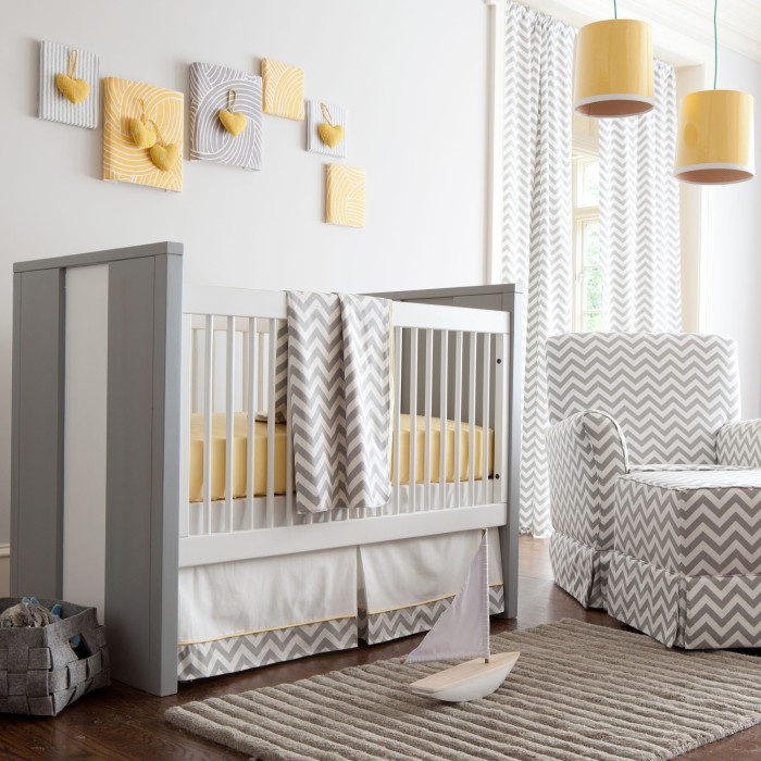 Modern Stylish Baby Cribs Design Idea