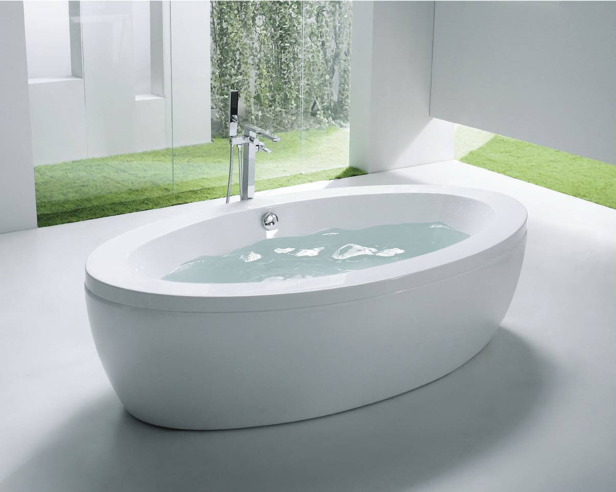 Modern Bathroom Bathtub Home Design Ideas | Design Pics