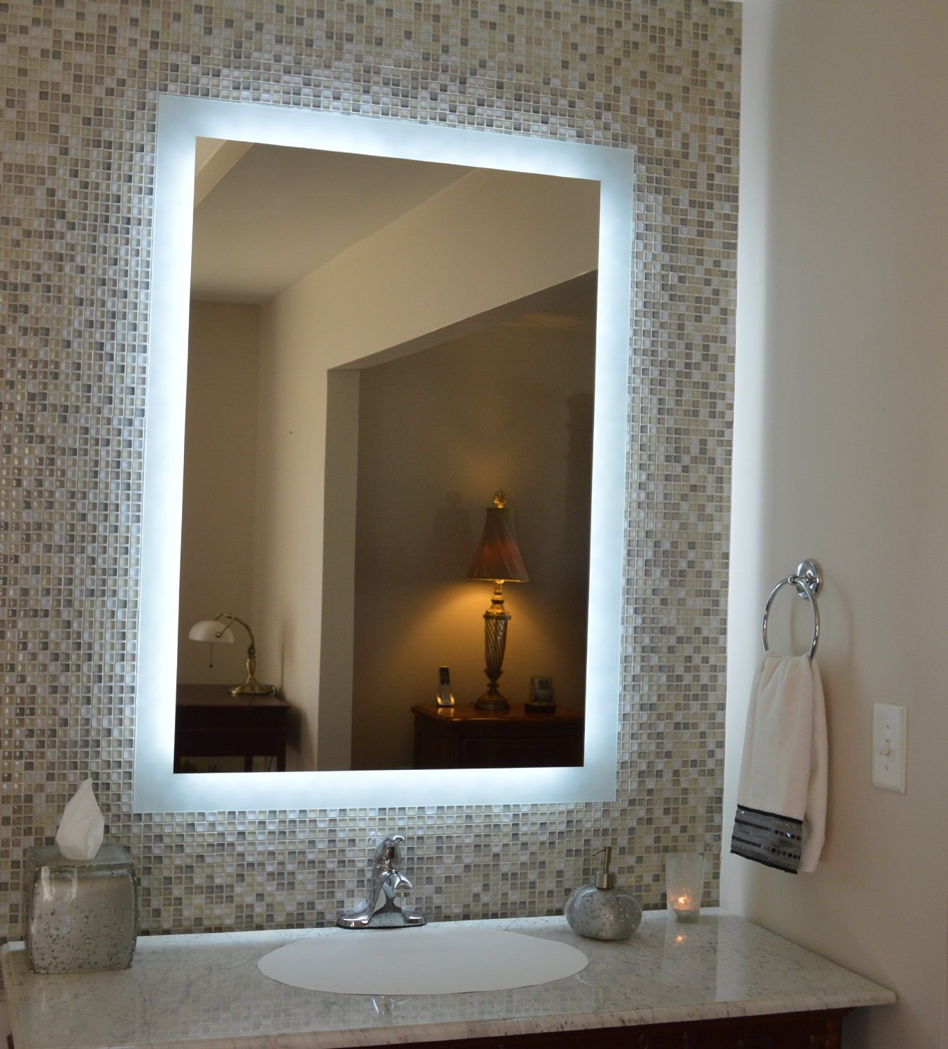 Mirror In Bathroom Home Design Ideas Pictures Remodel Design Pics