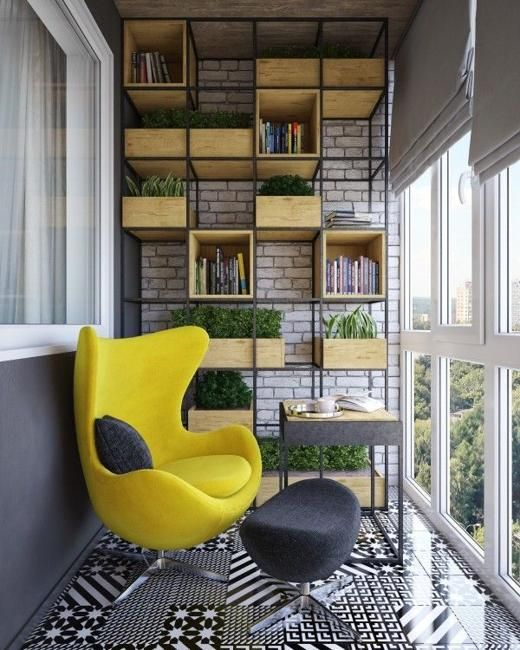 Creative Modern Ideas to Transform Small Balcony Designs