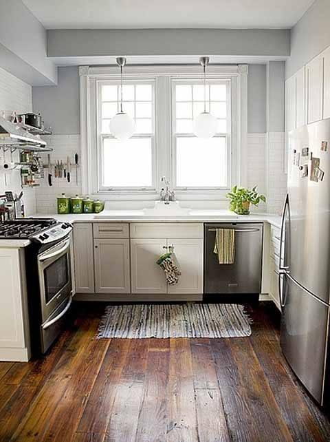 Ideas For Small Kitchen Photo