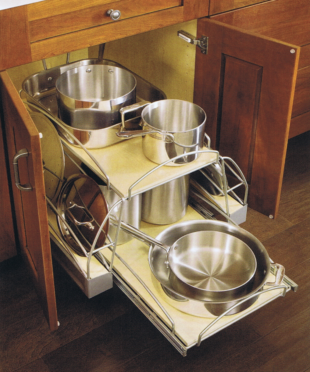 Kitchen Organization Ideas For Pots And Pans: Stylish Ways To Store Pots And Pans In An Organized