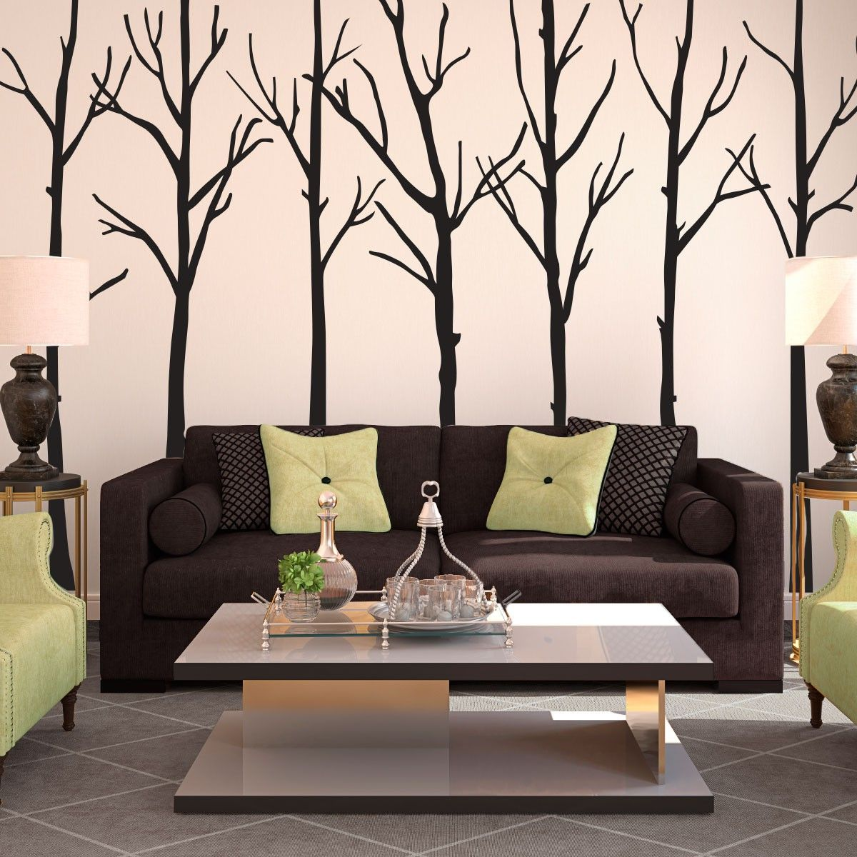 Modern And Peacefull Wall Art For Living Room