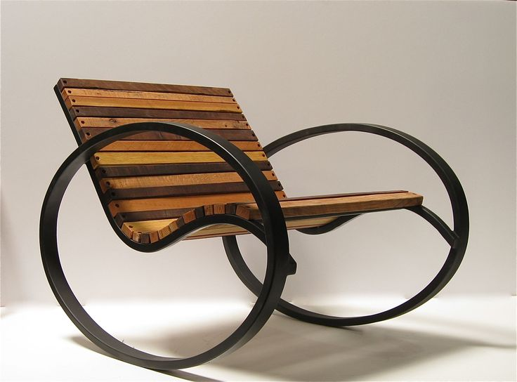 Amazing Outdoor Rocking Chairs Ideas and Designs | Design Pics
