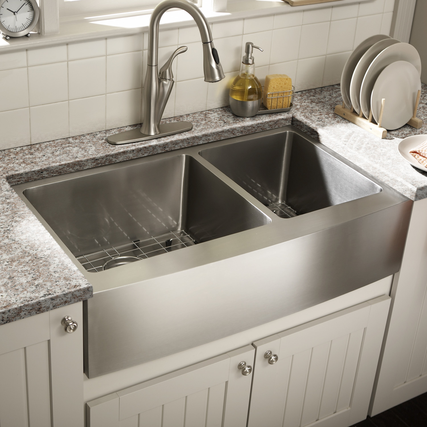 modern farmhouse kitchen sink ideas your home farm kitchen sink Contemporary Stainless Steel Farmhouse Sink For Modern Home