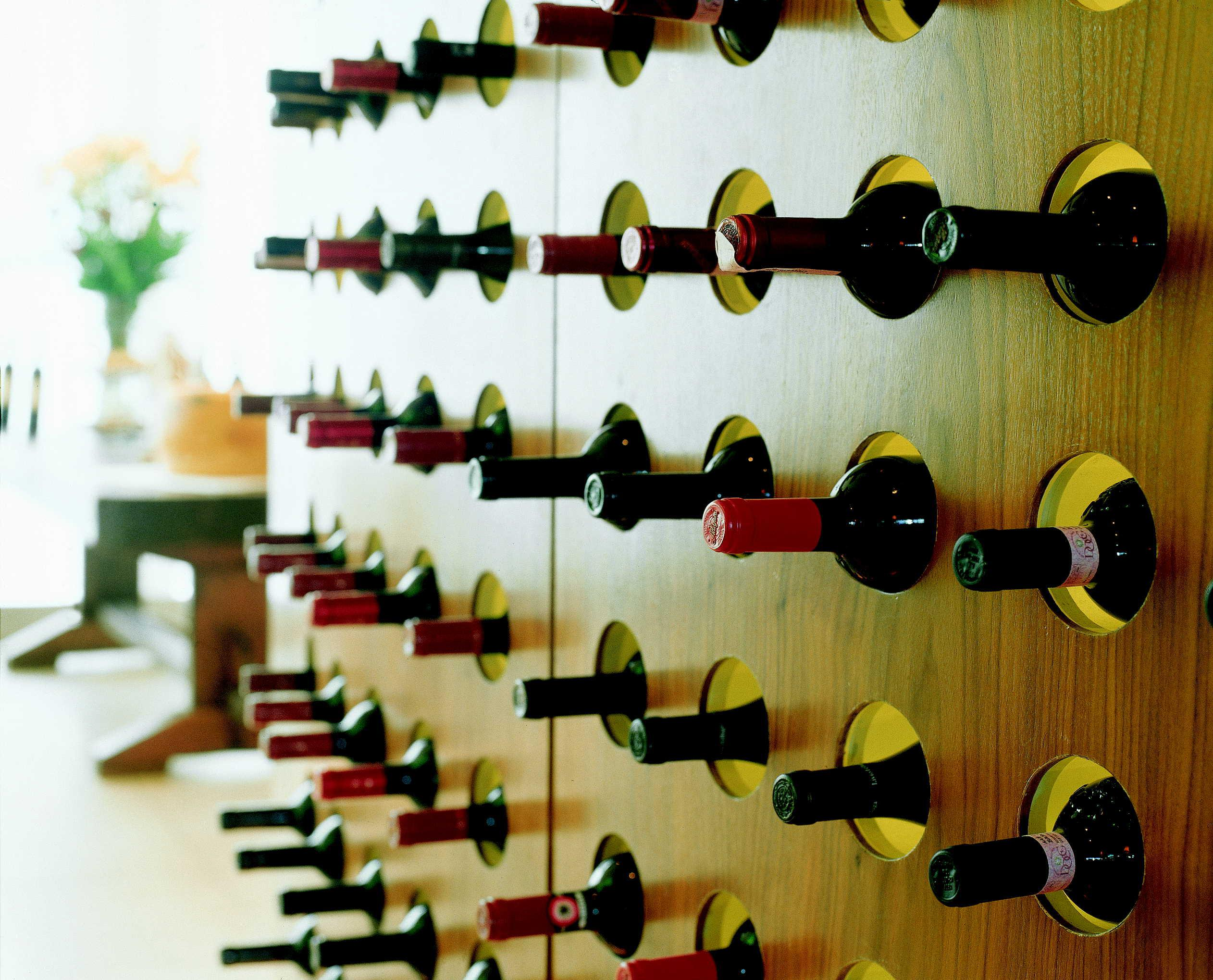 Modern Wine Rack Ideas For Your Home | Design Pics
