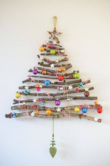 Wonderful Christmas Tree Craft
