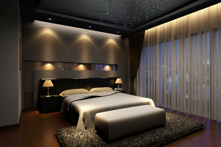 decorating ideas for contemporary bedrooms - Modern Bedroom Decoration