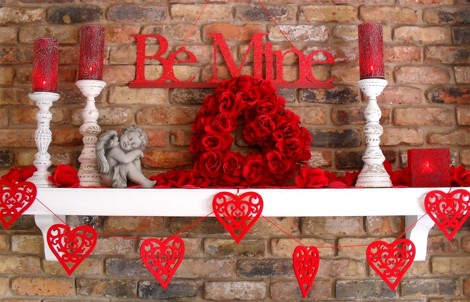 Cool And Beautiful Decorating Ideas For Valentine S Day Design Pics