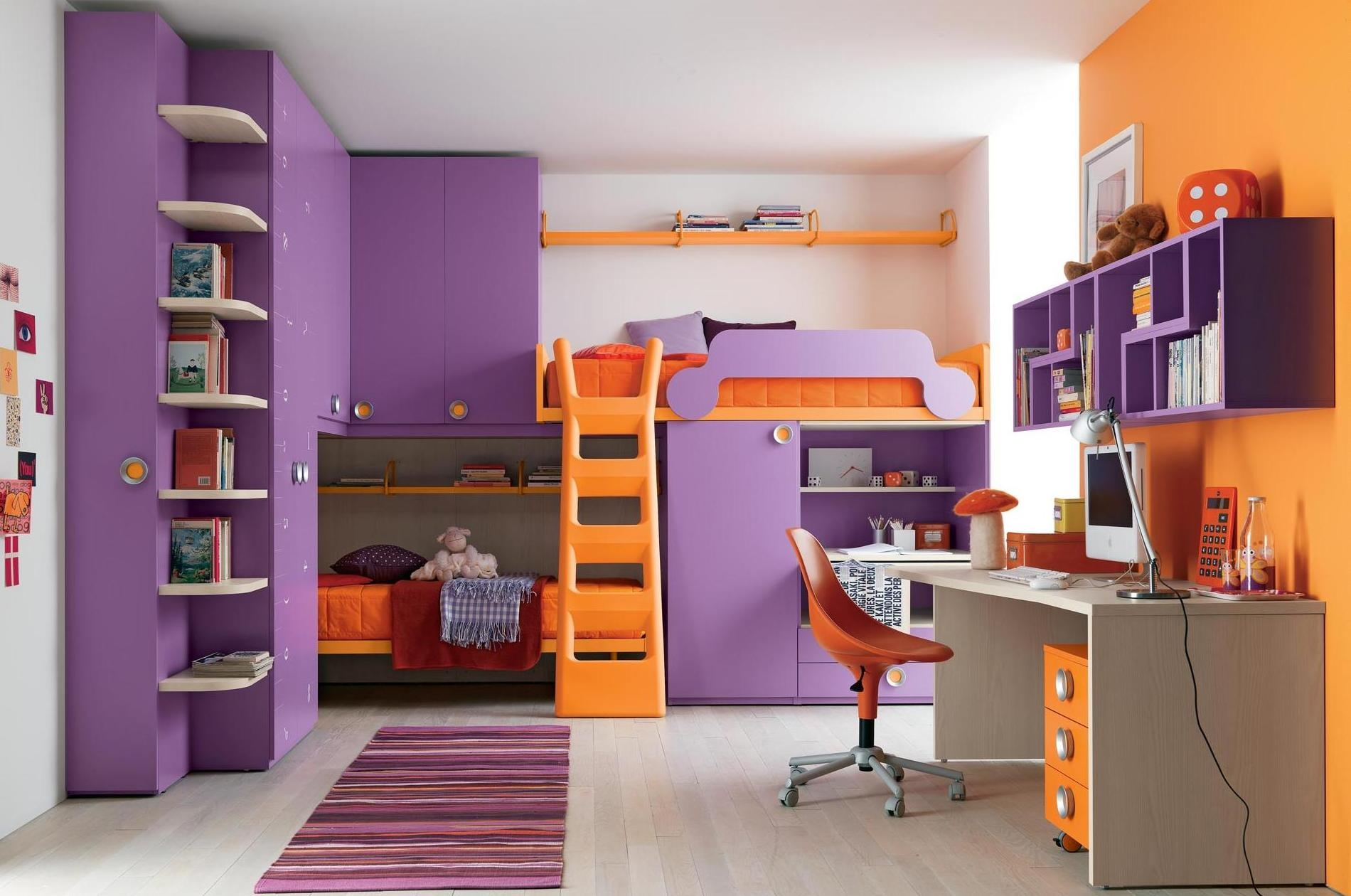 Creative Modern Kids Room Design For Your Home