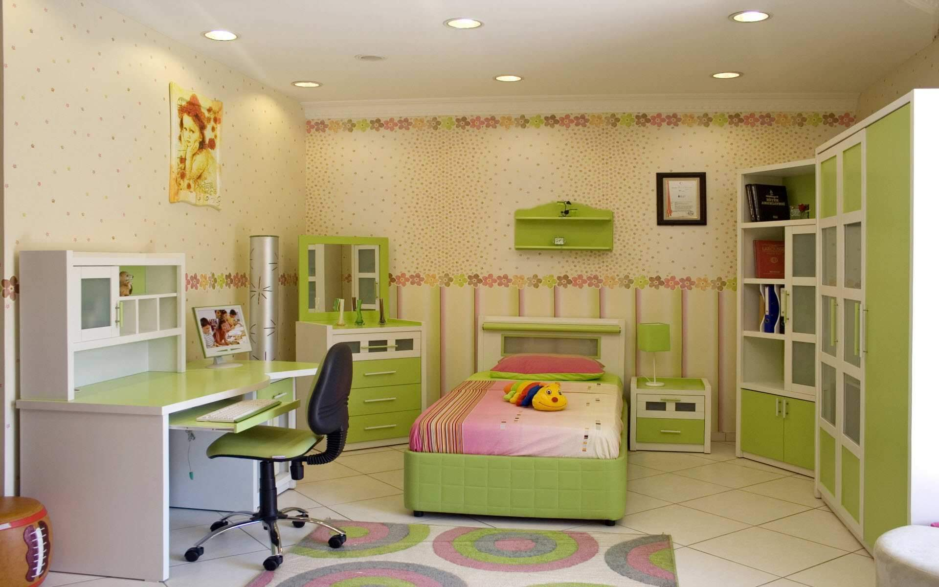 modern children s room