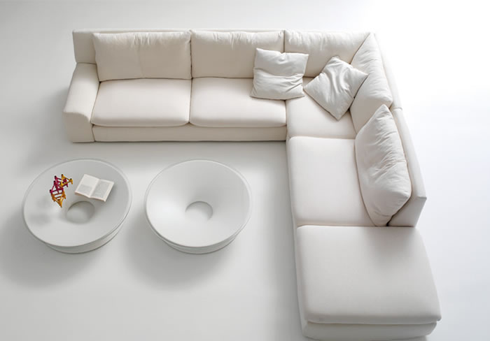 Futuristic Sculptural Coffee Table