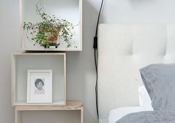 Scandinavian Modern Bedroom Interior Design