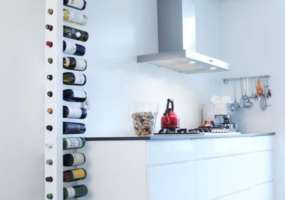 Great Wine Rack Idea For Your Home