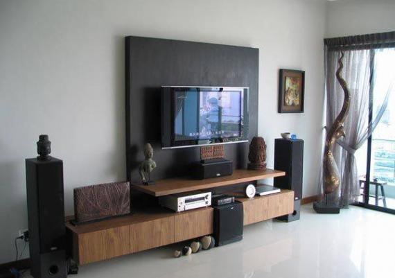Designer TV Panels and Stands For Your Home