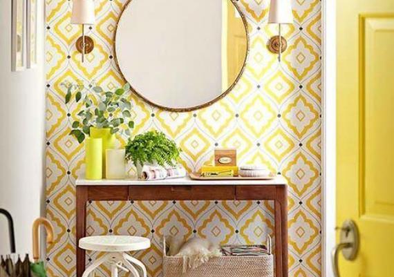 Hallway Mirror Design Ideas, Hallway Mirror Pictures