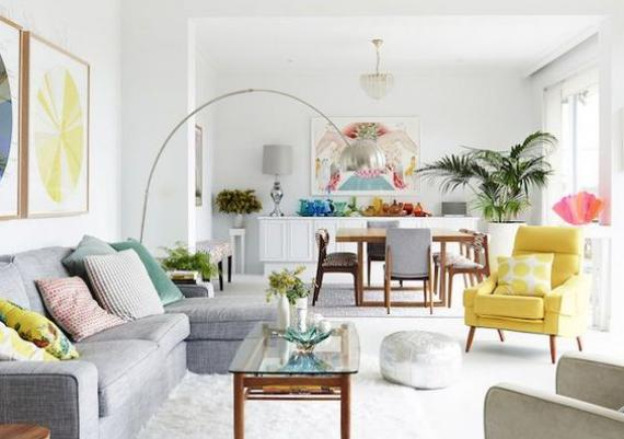 Decorating and Design Inspiration For Your Living Room