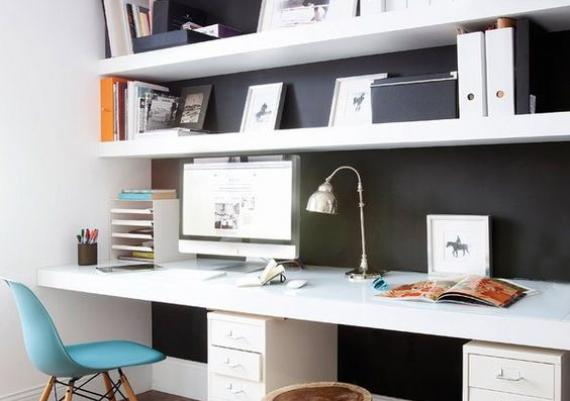 Beautifully Organized Home Offices To Love
