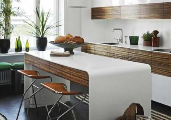 Relaxing and Chic Scandinavian Kitchen Designs