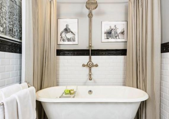 Shower Curtains Photos, Design, Ideas, Remodel and Decor Project