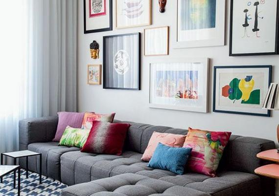 Add Style To Your Living Room Decor
