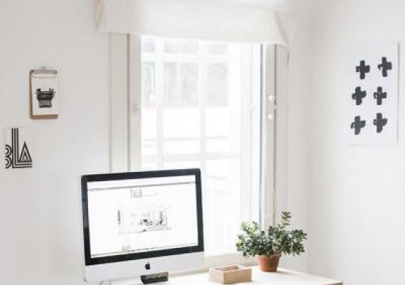 Home Office Decorating and Design Ideas with Pictures