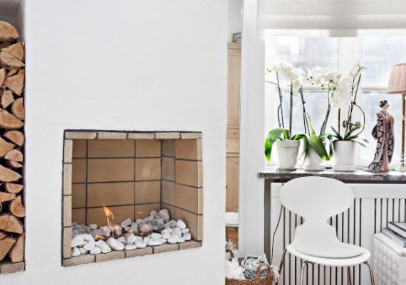 Modern Fireplace For Your Home