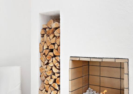 Amazing Modern Fireplace In Your Home