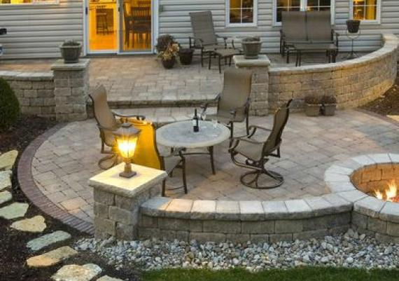 Backyard Patio Design Idea For Your Home