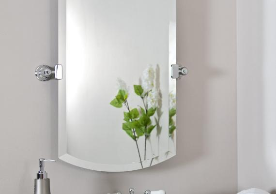 Bathroom Mirror Inspiration For Your Contemporary Bathroom