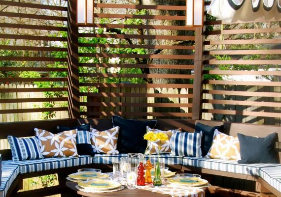 Beautiful Outdoor Room For Your Home