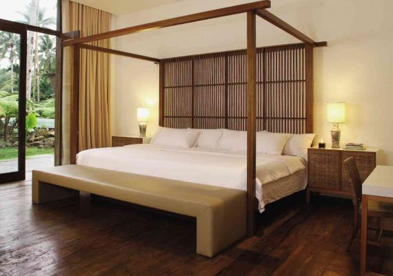 Modern Wood Four Poster Bed For Your Home Ideas And Pictures