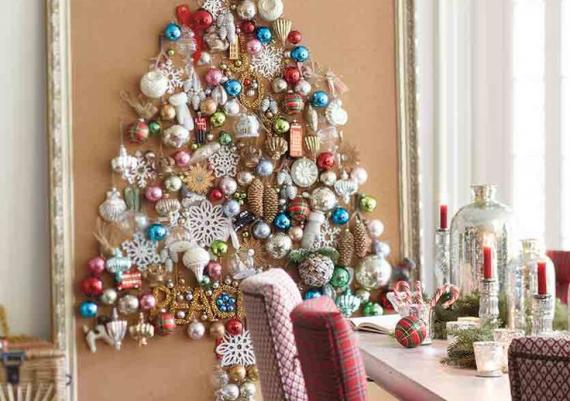 Christmas Decorating Ideas That Don't Involve a Tree