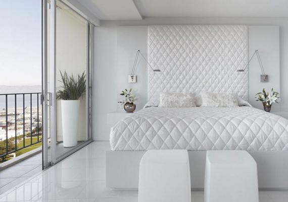 Classy Bedroom Headboard Designing Ideas