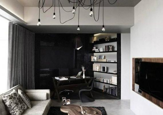 modern small living room home design ideas | design pics