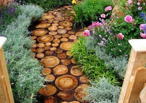 Creative Backyard Designs Adding Interest to Landscaping Ideas