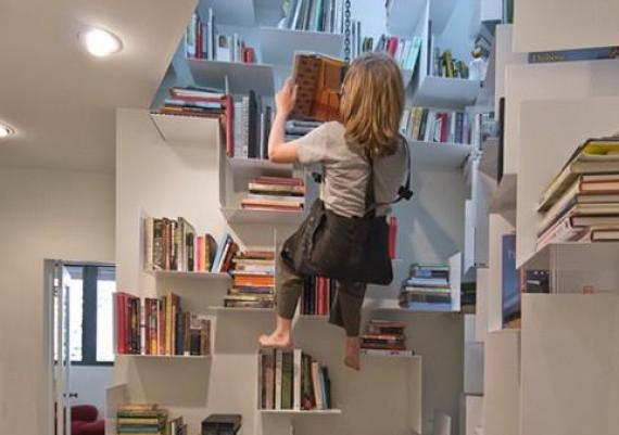 Creative Idea For Your Modern Home Library