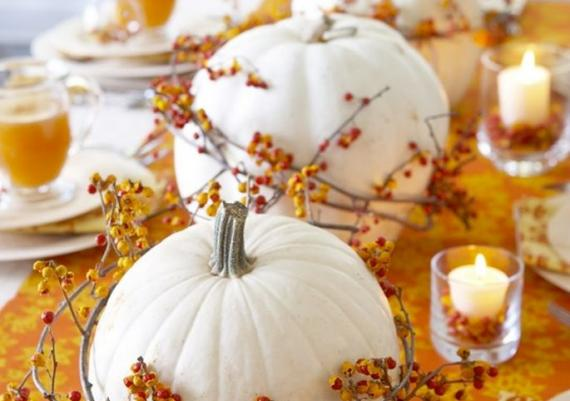 Creative Thanksgiving Decorating Ideas