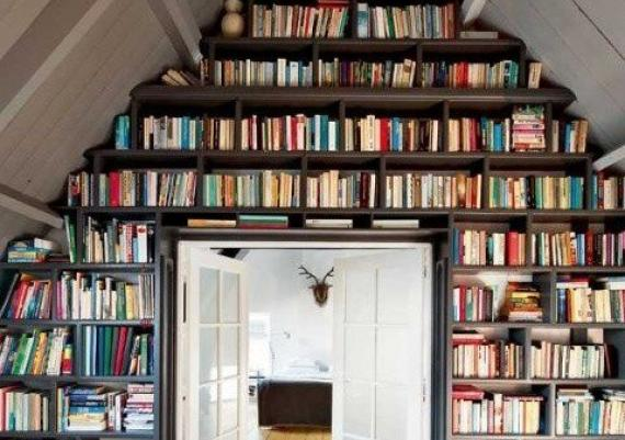 Fabulous Library Idea For Your Modern Home