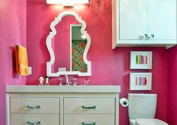 Fabulous Pink Kids Bathroom Ideas For Your Home