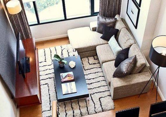 Great Ideas for Small Living Spaces