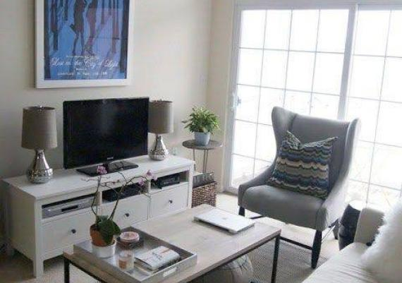 Ideas For Small Living Room Spaces
