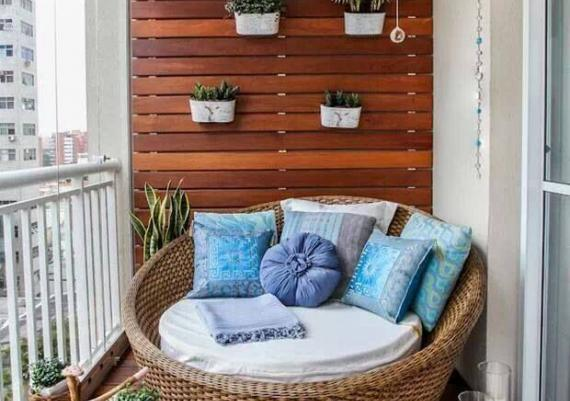 Ideas To Refresh Small Balconies
